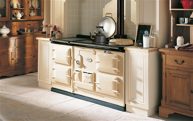 Dream kitchens and an aga