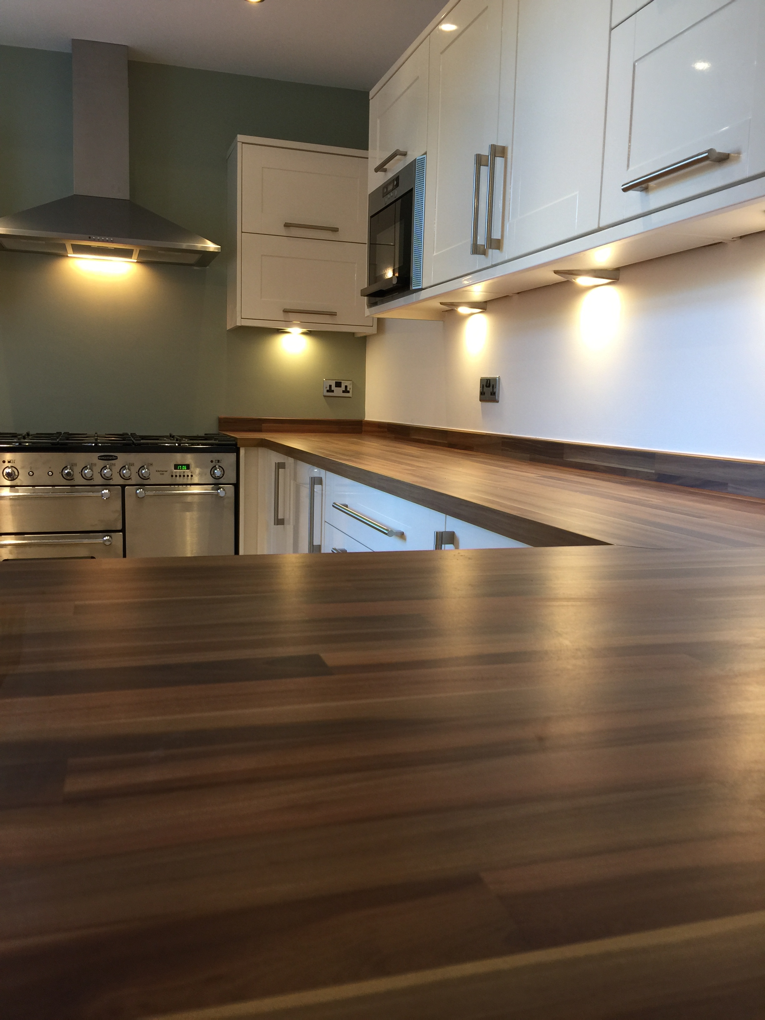 A Kitchen Worktop with the WOW factor