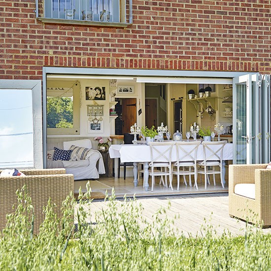 Creating Outdoor Dining Area's in Sheffield