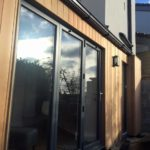 timber framed extension in sheffield